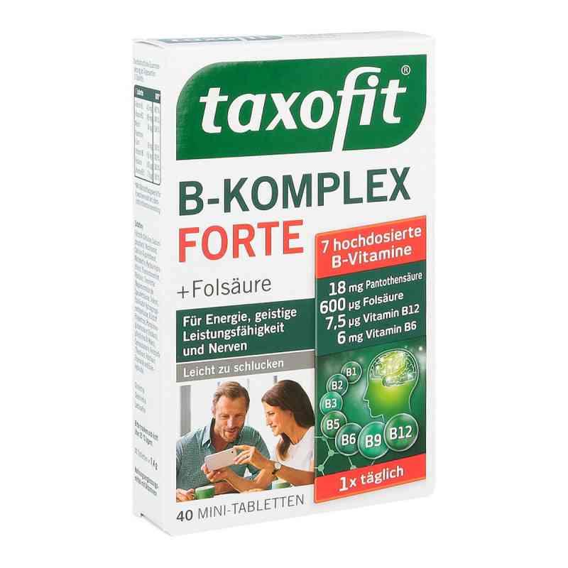 Taxofit B-komplex Tabletten zamów na apo-discounter.pl