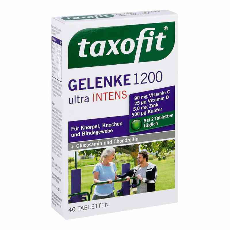 Taxofit Gelenke 1200 ultra intens Tabletten  zamów na apo-discounter.pl