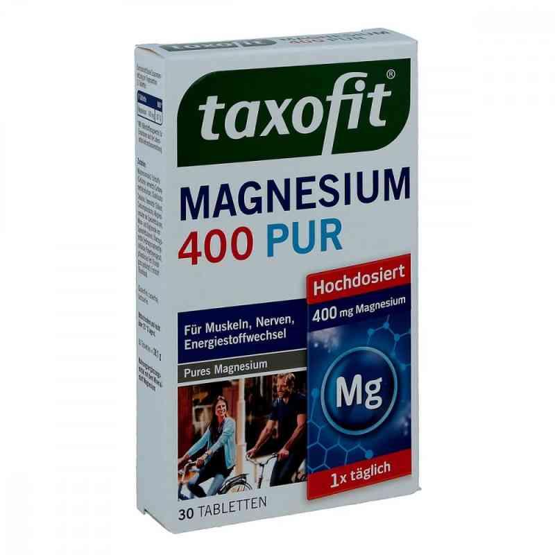 Taxofit Magnesium 400 Pur Tabletten zamów na apo-discounter.pl