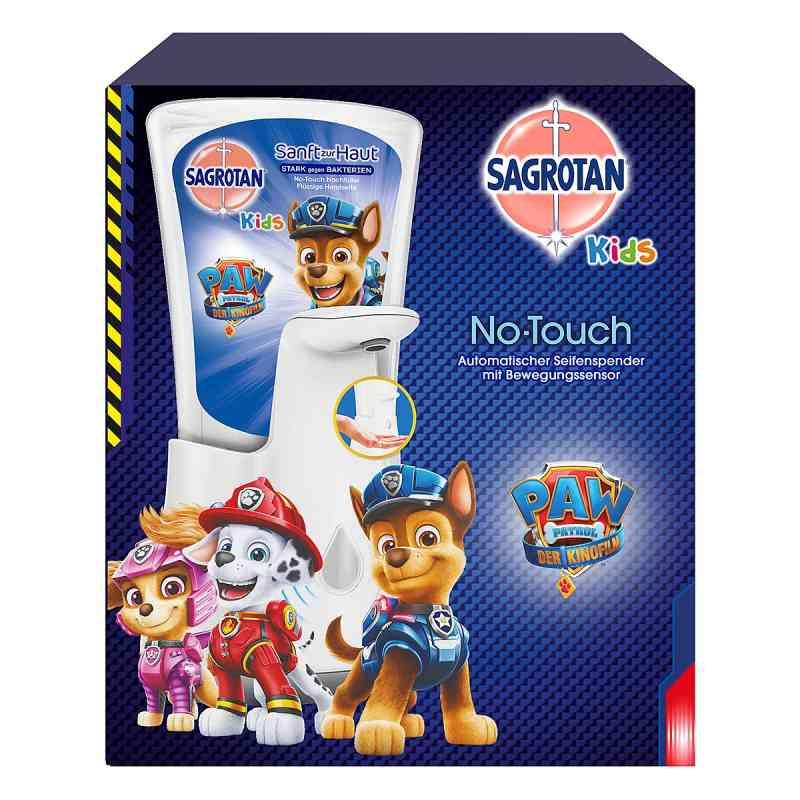 Sagrotan Kids bezdotykowy aplikator mydła  zamów na apo-discounter.pl