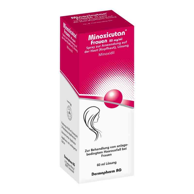 Minoxicutan Frauen 20 mg/ml Spray zamów na apo-discounter.pl