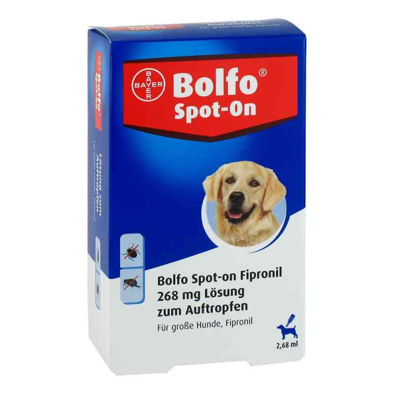 Bolfo Spot-on Fipronil 268 mg Lösung für grosse Hunde  zamów na apo-discounter.pl