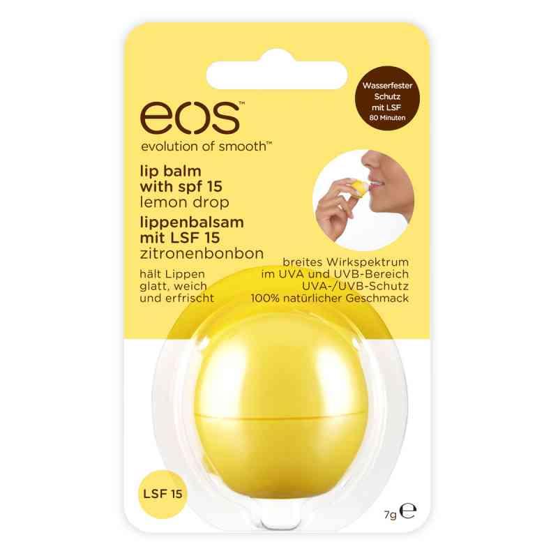 EOS lemon Drop balsam do ust, smak cytryny zamów na apo-discounter.pl