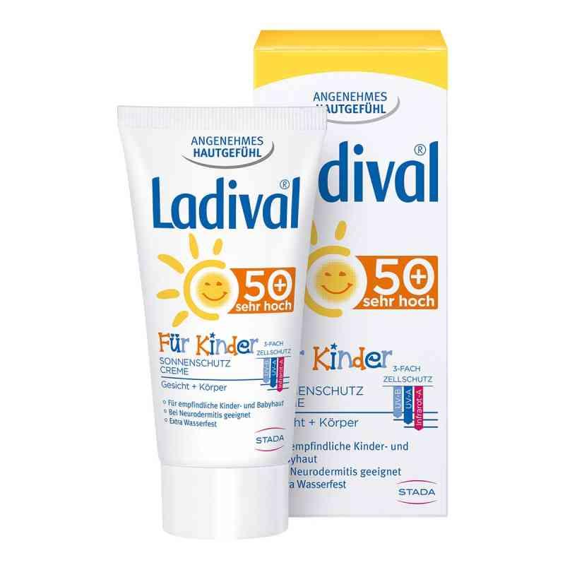 Ladival Kinder Creme Lsf 50+  zamów na apo-discounter.pl
