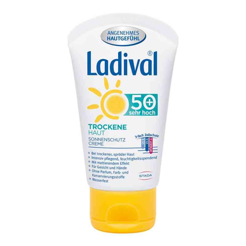 Ladival trockene Haut Creme Lsf 50+  zamów na apo-discounter.pl