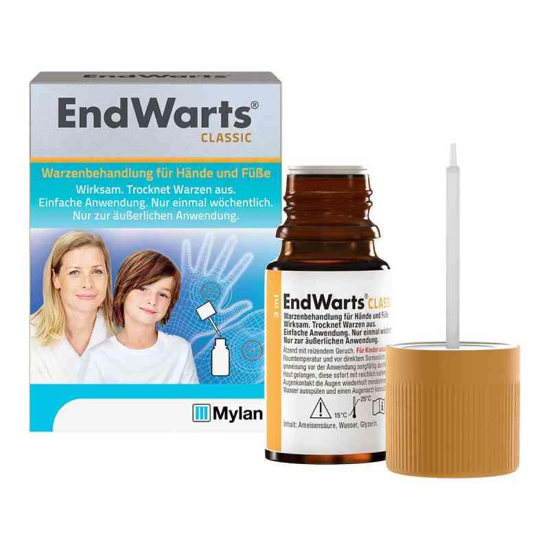 Preparat Endwarts Classic preparat na kurzajki  zamów na apo-discounter.pl