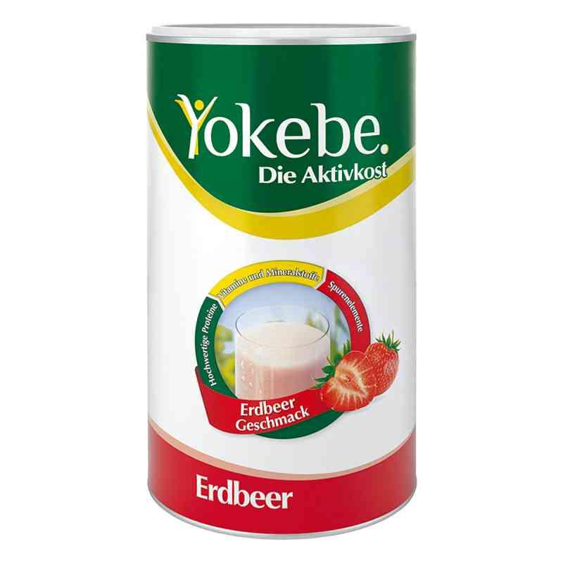 Yokebe proszek na odchudzanie o smaku truskawkowym  zamów na apo-discounter.pl