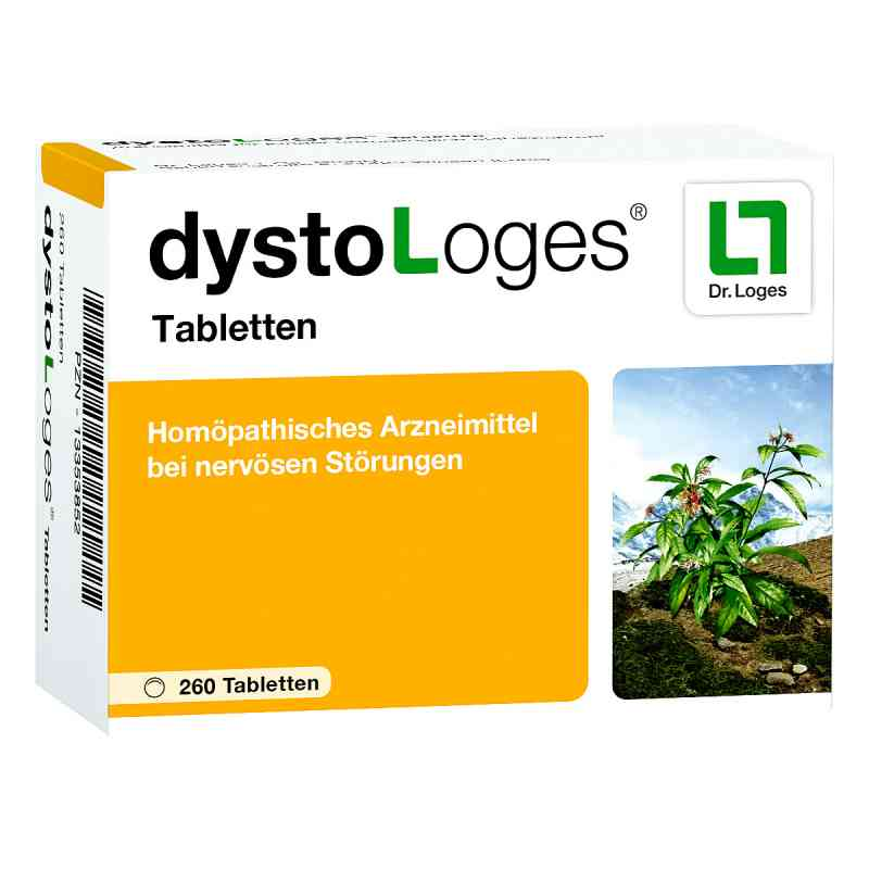 Dysto Loges tabletki  zamów na apo-discounter.pl