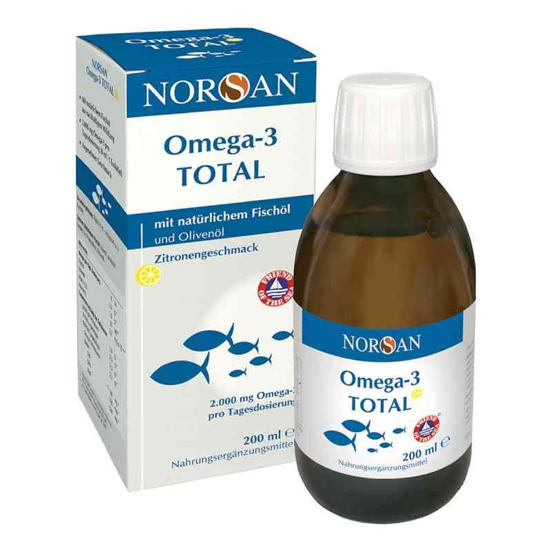 Norsan Omega-3 Total flüssig zamów na apo-discounter.pl