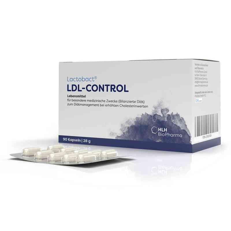 Lactobact Ldl-control magensaftresistente Kapseln zamów na apo-discounter.pl