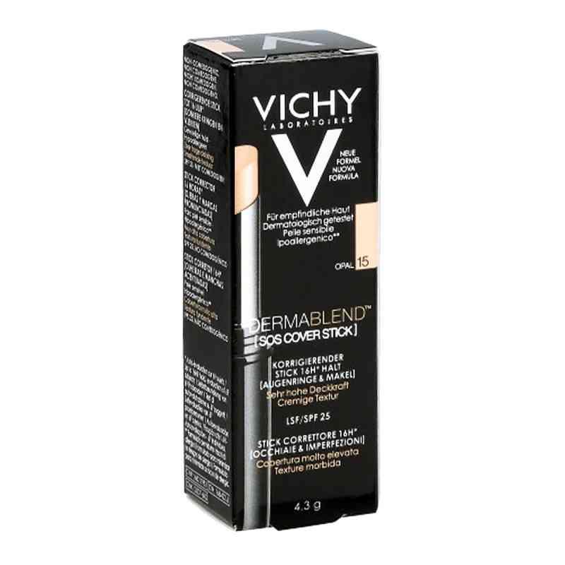 Vichy Dermablend Sos-cover Stick 15  zamów na apo-discounter.pl