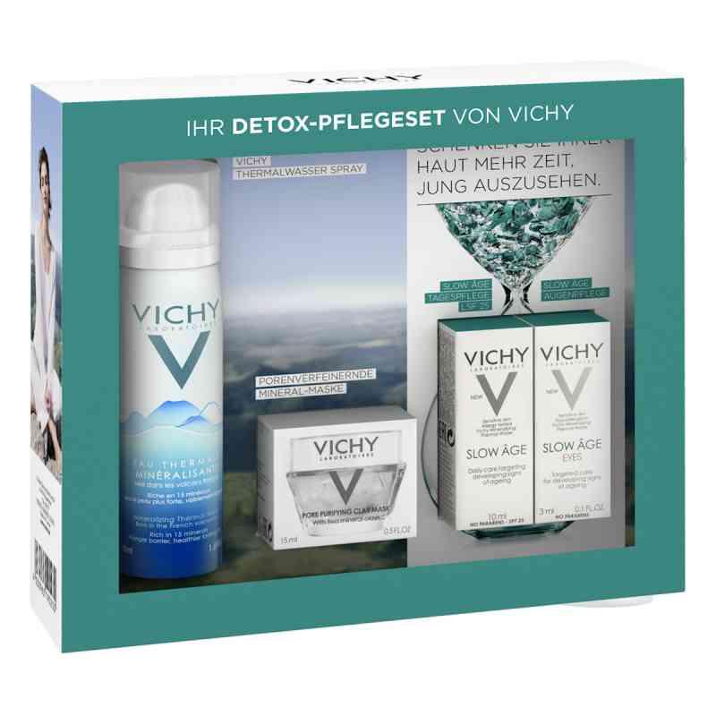 Vichy Slow Age Detox zestaw zamów na apo-discounter.pl