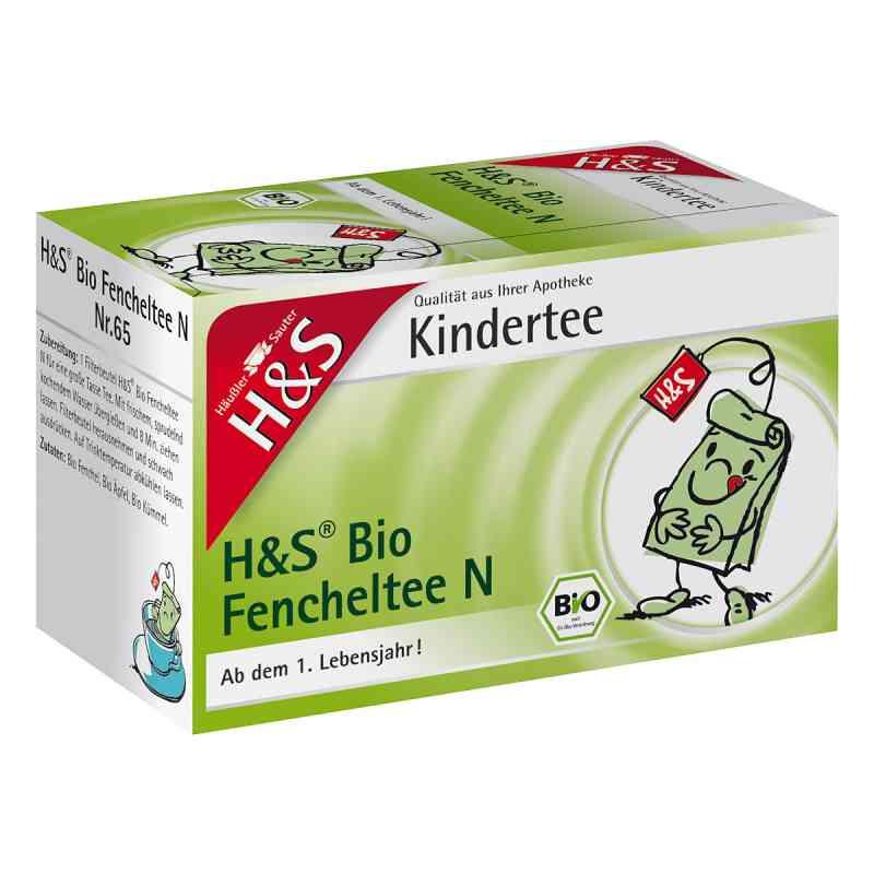 H&s Kindertee Bio Fencheltee N  zamów na apo-discounter.pl