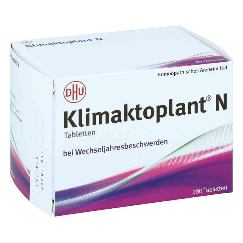 Klimaktoplant N Tabletten  zamów na apo-discounter.pl