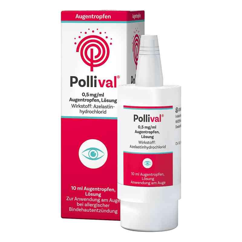 Pollival 0,5 mg/ml Augentropfen Lösung  zamów na apo-discounter.pl