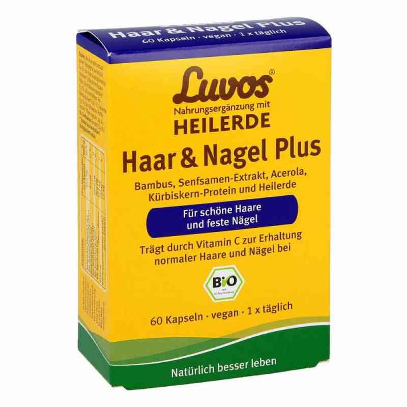 Luvos Heilerde Bio Haar & Nagel Plus Kapseln  zamów na apo-discounter.pl
