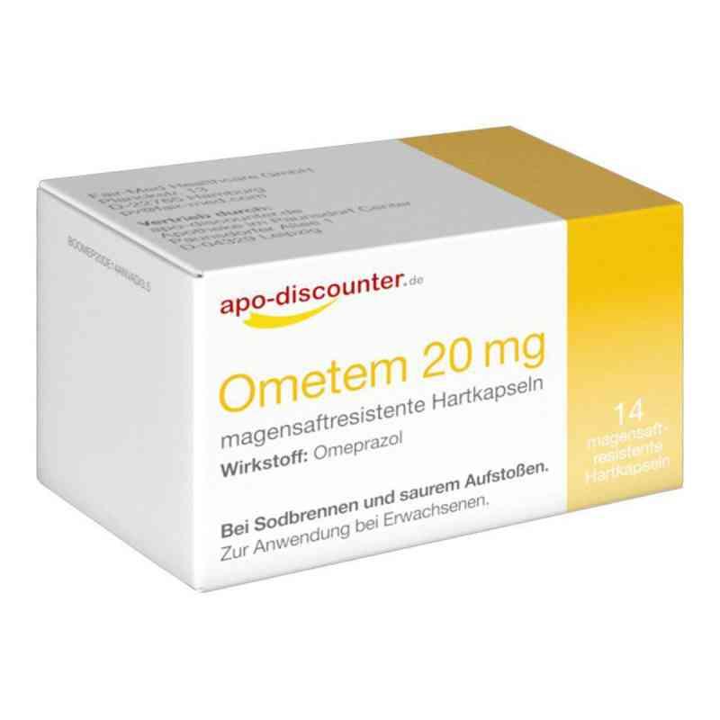 Ometem 20 mg kapsułki twarde  zamów na apo-discounter.pl