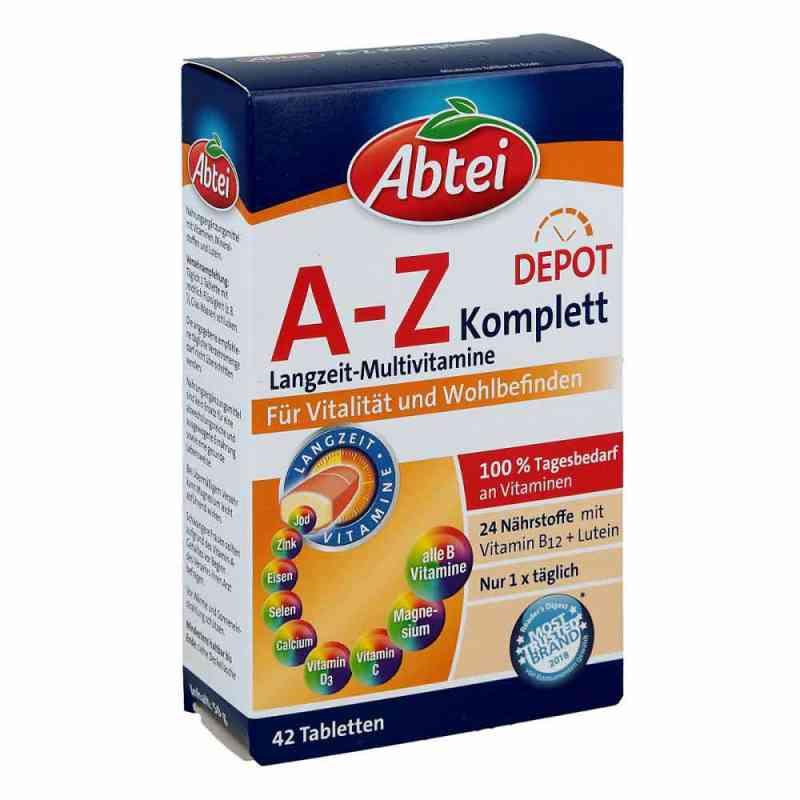 Abtei A-z Komplett Tabletten  zamów na apo-discounter.pl