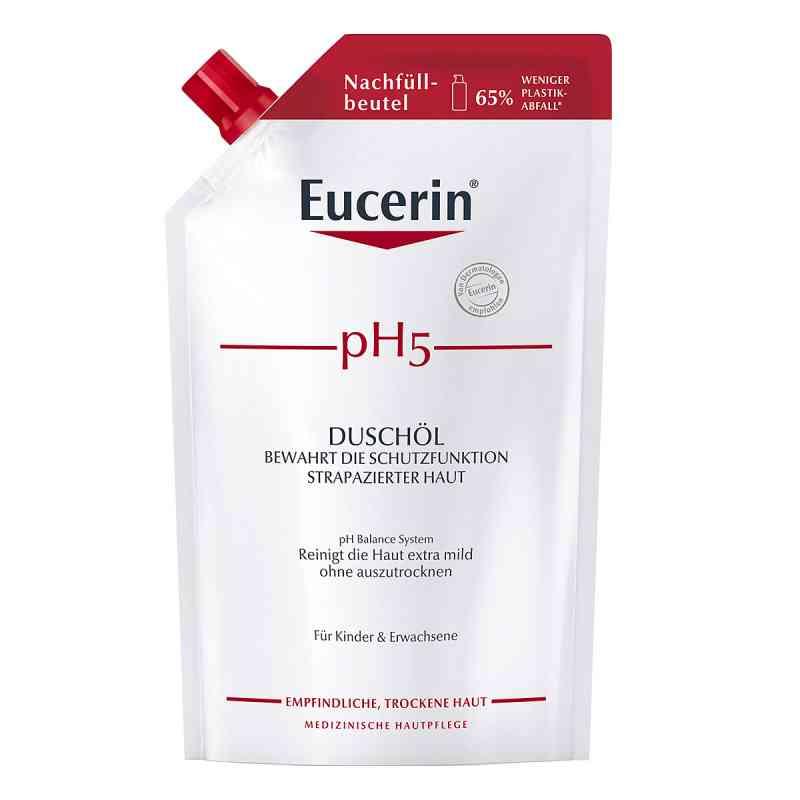 Eucerin pH5 Duschöl Nachfüll empfindliche Haut  zamów na apo-discounter.pl