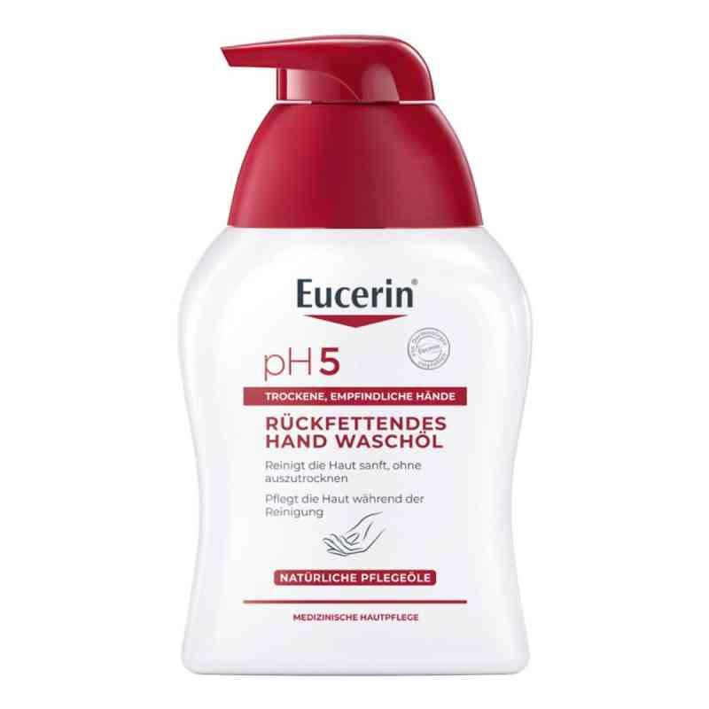 Eucerin pH5 Hand Wasch öl empfindliche Haut  zamów na apo-discounter.pl