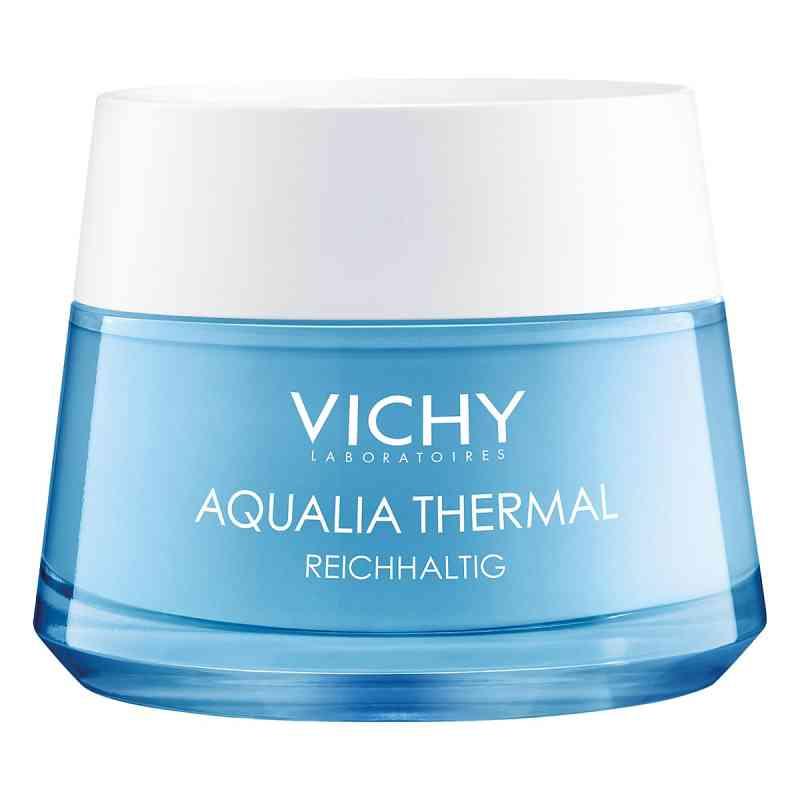 Vichy Aqualia Thermal krem nawilżający na dzień o bogatej kons.  zamów na apo-discounter.pl