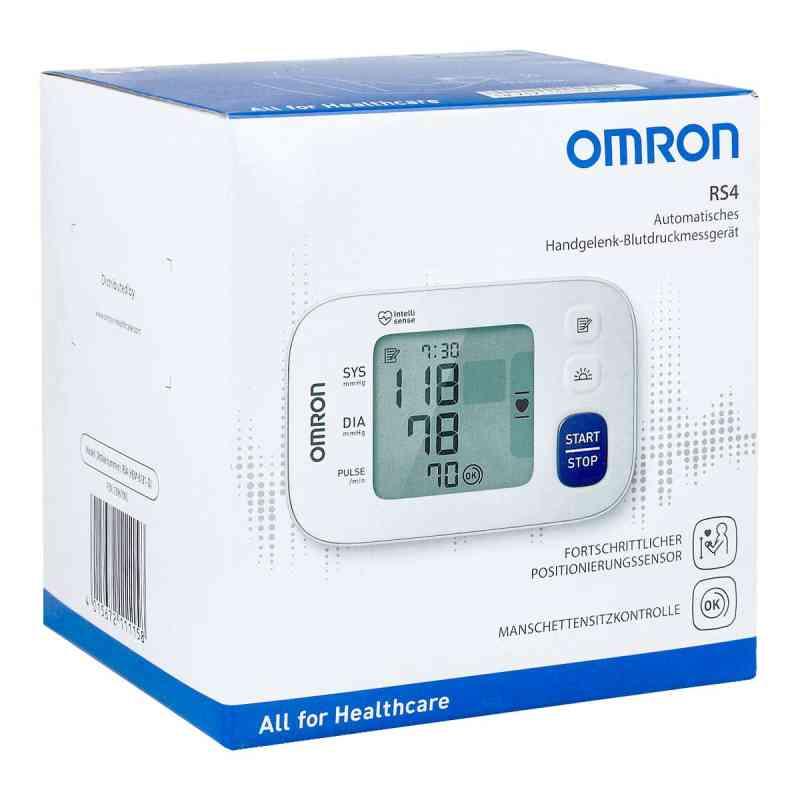 Omron Rs4 Handgelenk Blutdruckmessgerät Hem-6181-d  zamów na apo-discounter.pl