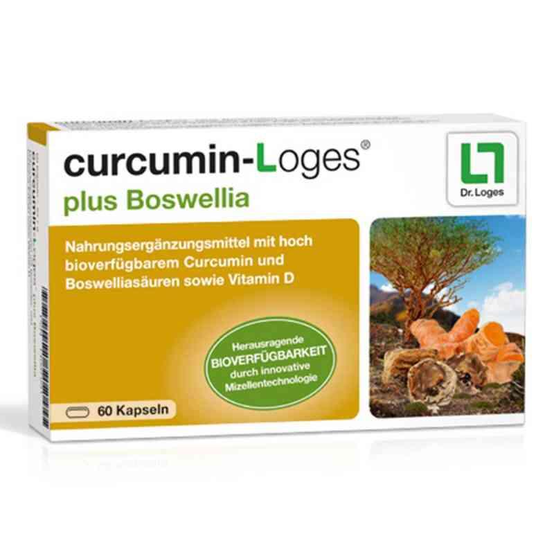 Curcumin-loges plus Boswellia Kapseln  zamów na apo-discounter.pl