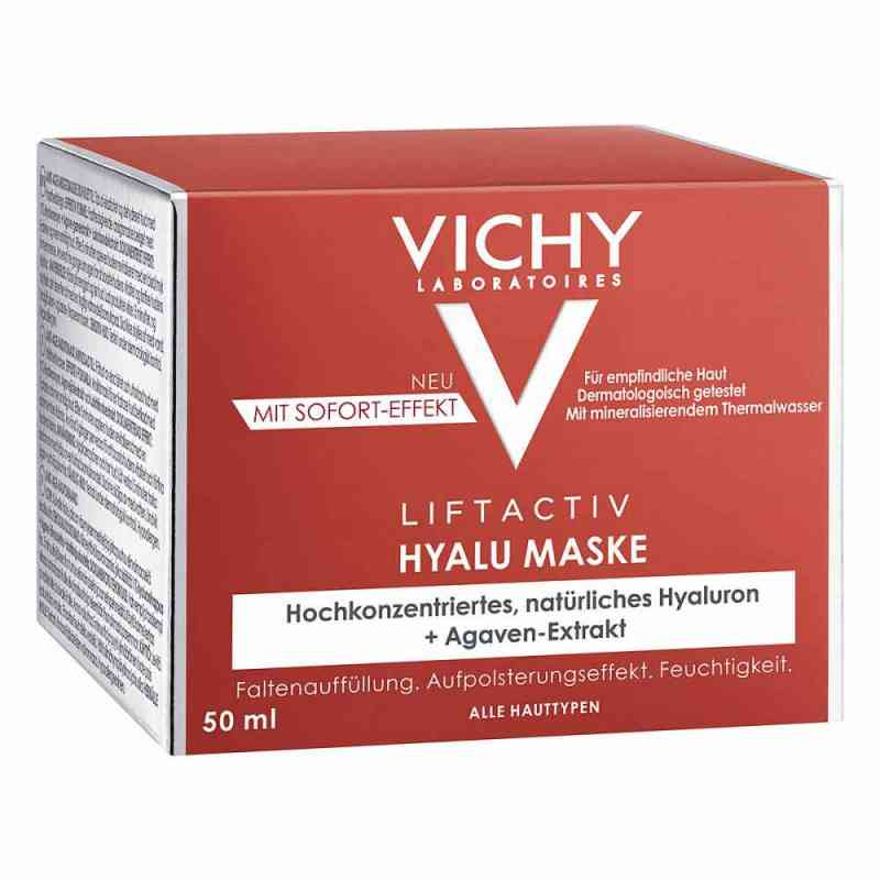 Vichy Liftactiv maska hialuronowa na noc  zamów na apo-discounter.pl