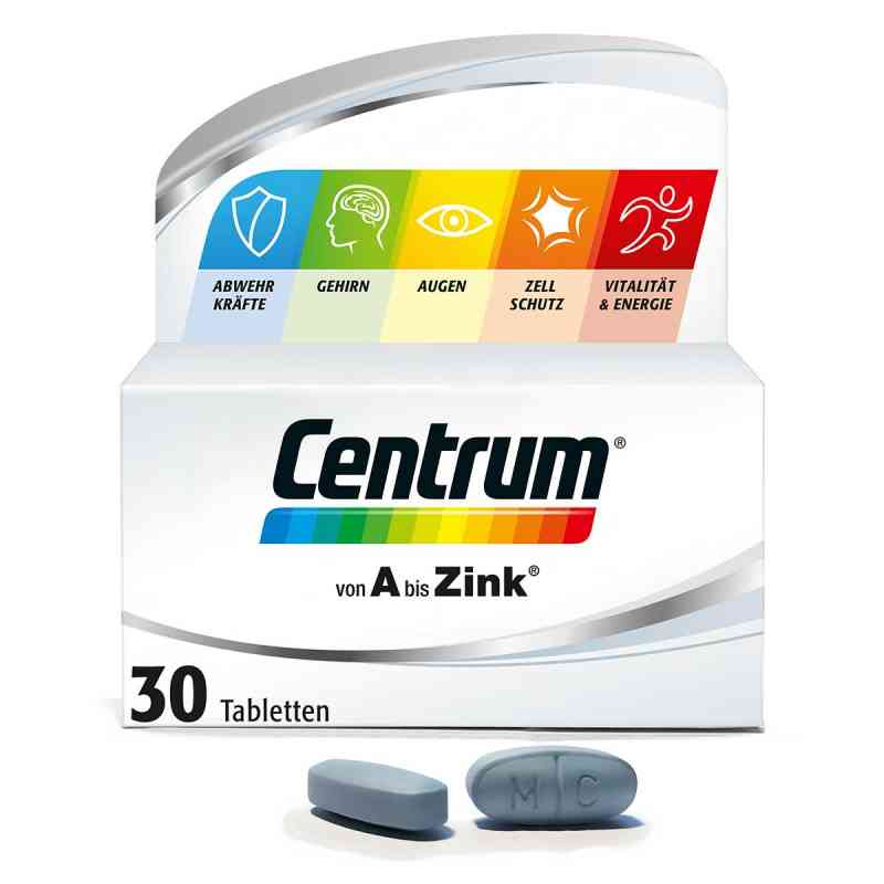 Centrum A-zink Tabletten  zamów na apo-discounter.pl