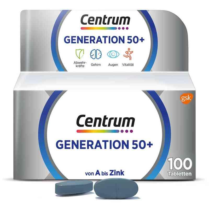 Centrum Generation 50+ Tabletki  zamów na apo-discounter.pl