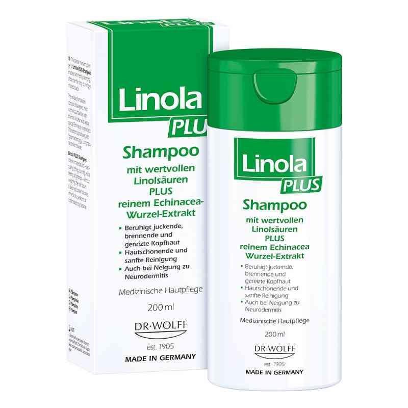 Linola Plus Shampoo  zamów na apo-discounter.pl