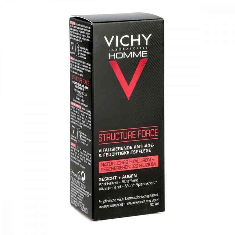 Vichy Homme Structure Force krem   zamów na apo-discounter.pl