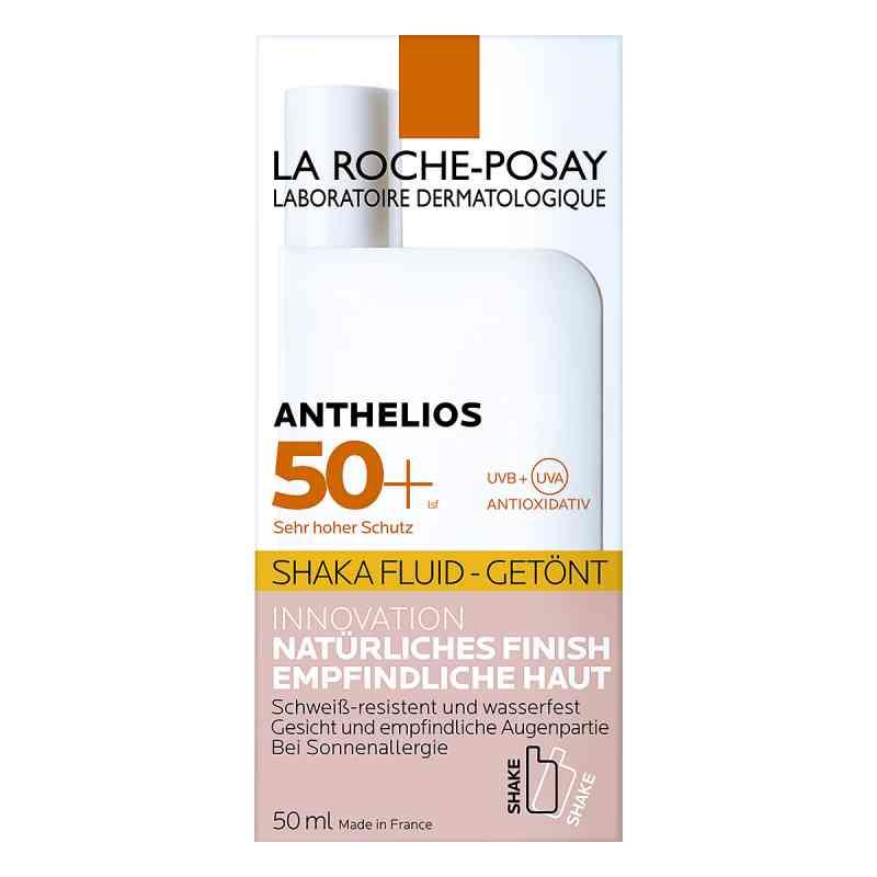 Roche-posay Anthelios Shaka Fluid Lsf 50+ getönt  zamów na apo-discounter.pl