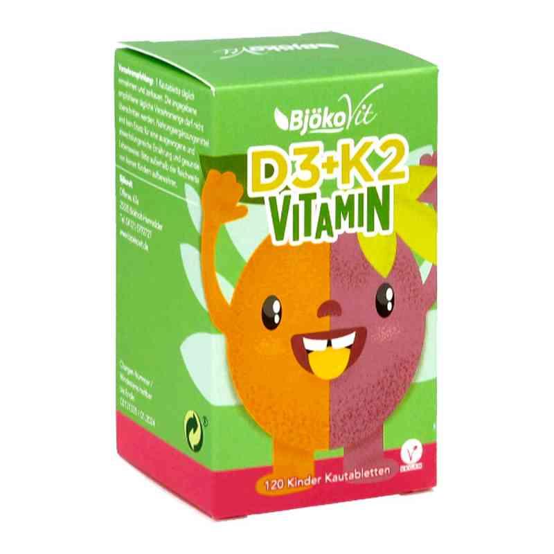Vitamin D3+k2 Kinder Kautabletten vegan  zamów na apo-discounter.pl