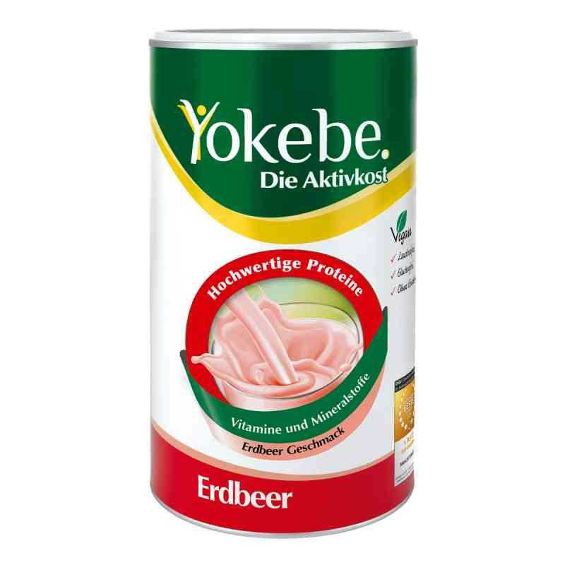 Yokebe Erdbeer Nf Pulver  zamów na apo-discounter.pl