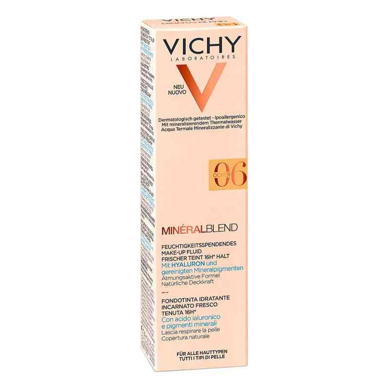 Vichy Mineralblend Make-Up podkład nawilżający Nr 06 ocher  zamów na apo-discounter.pl