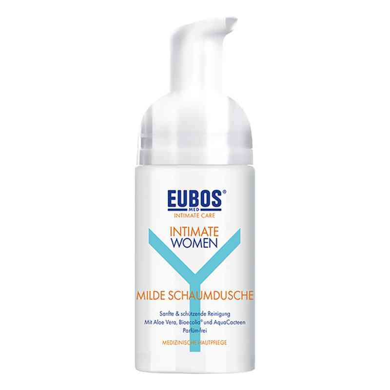 Eubos Intimate Women milde Schaumdusche  zamów na apo-discounter.pl