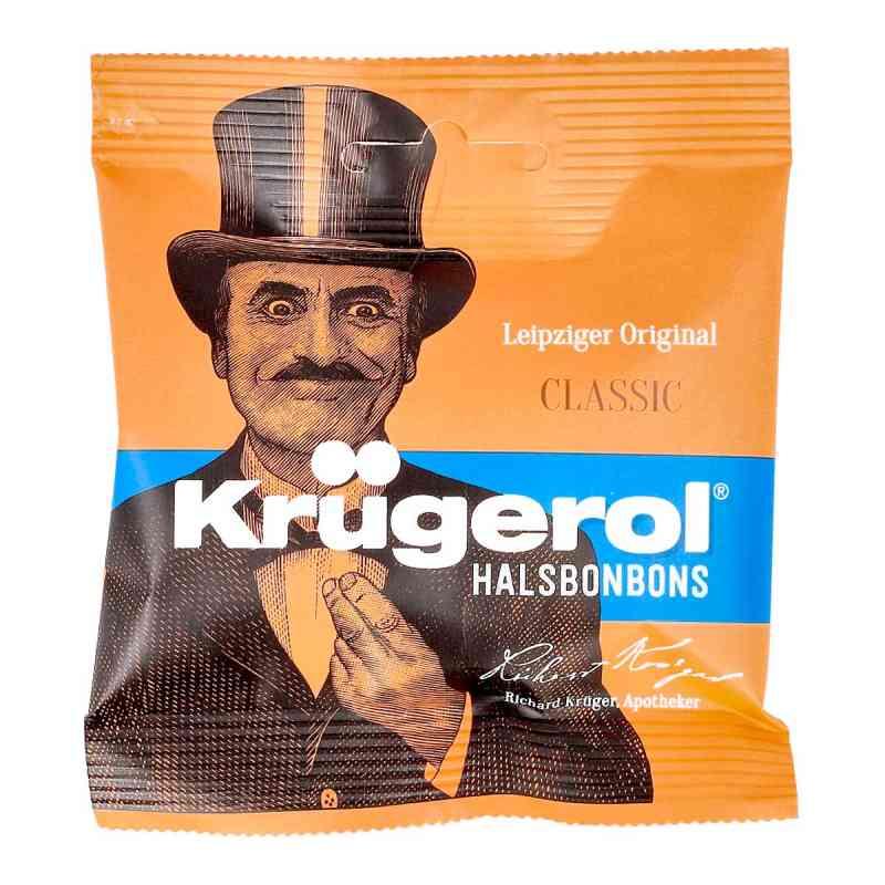Krügerol Halsbonbons zuckerhaltig  zamów na apo-discounter.pl