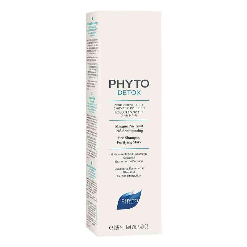 Phytodetox Haarmaske  zamów na apo-discounter.pl