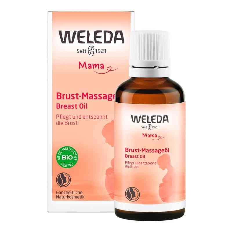 Weleda Brust-massageöl  zamów na apo-discounter.pl
