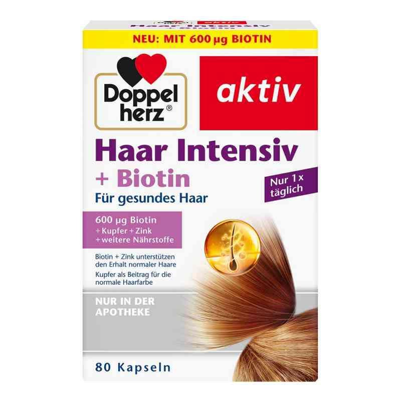 Doppelherz Haar Intensiv+biotin kapsułki  zamów na apo-discounter.pl