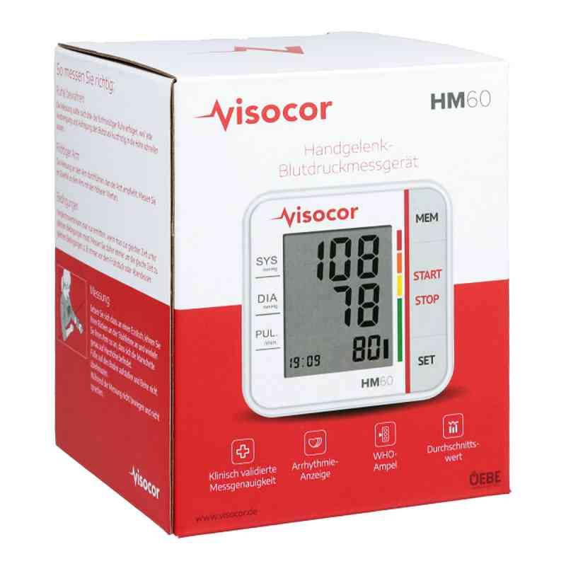 Visocor Handgelenk Blutdruckmessgerät Hm60  zamów na apo-discounter.pl