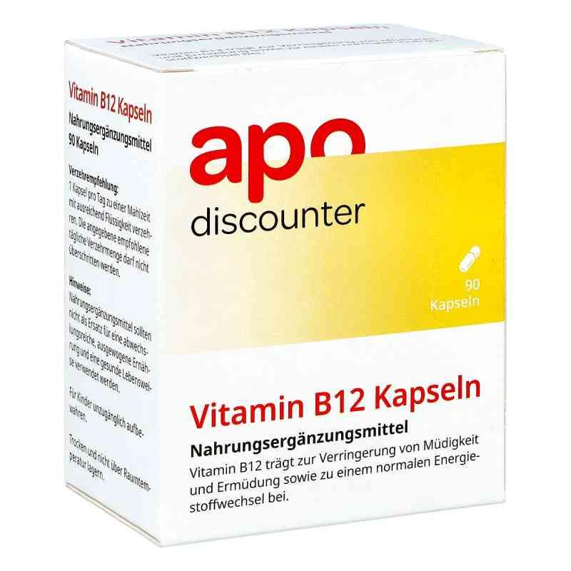 Vitamin B12 kapsułki  zamów na apo-discounter.pl