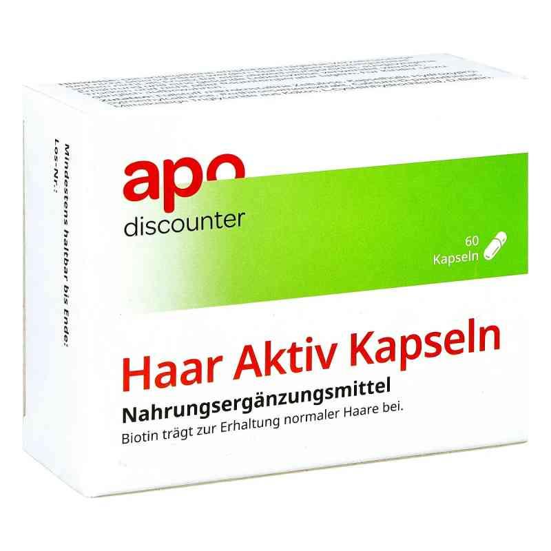 Haar Aktiv kapsułki  zamów na apo-discounter.pl