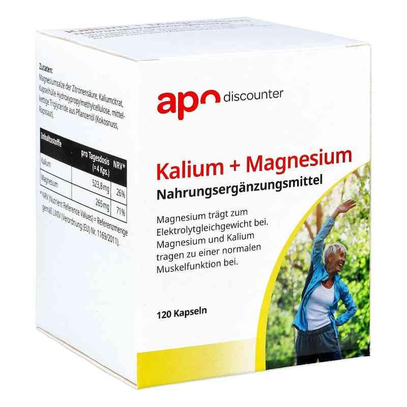 Kalium+magnesium  zamów na apo-discounter.pl