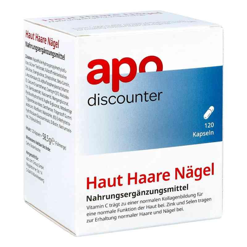 Haut Haare Naegel  zamów na apo-discounter.pl