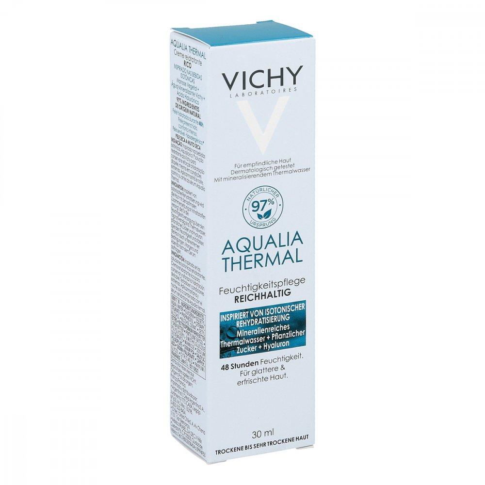 Vichy Aqualia Thermal krem nawilżający na dzień o bogatej..