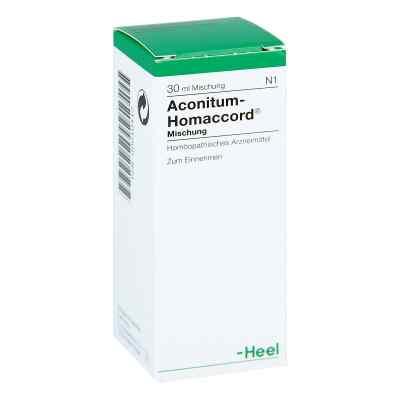 Aconitum Homaccord Tropfen 30 ml od Biologische Heilmittel Heel GmbH PZN 00010412