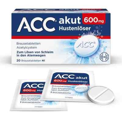 Acc akut 600 tabletki musujące  zamów na apo-discounter.pl