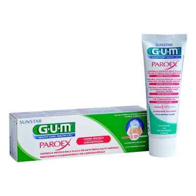 Gum Paroex pasta do mycia zębów z Chlorheksydyną 0,12%  zamów na apo-discounter.pl